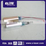 China brass housing direct green laser diode modules,line laser module