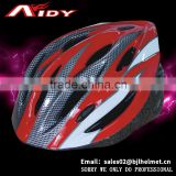 Beautiful Streamlined Visor Helmet With Buckle Ring Fit System