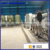 Industrial Commercial mobile reverse osmosis water purification system
