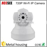 Wireless Wifi IP Camera, light bulb camera,supports GSM 3G SMS Backup for home security WIPAS100