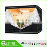 Top Quality 210D/600D green room mylar grow tent