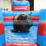 Mechanical bull motor/inflatable bull riding machine/inflatable bull riding for sale
