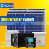Moge mini solar air conditioner split system for sale 3kw luxury configuration