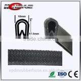 ametabolic rubber seal strip ametabolic fire proof sound insulation