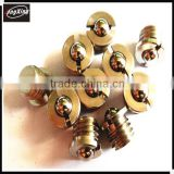 stainless steel flange spring plungers/stainless steel spring loaded ball plungers