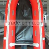 inflatable boat/air deck floor fishing boat LY-270