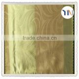 high-grade fabrics embossed blackout window curtain fabric
