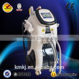 Multifunction Beauty Salon Equipment Intense Pulsed Flash Lamp With E-light+IPL+Nd:Yag Laser+Cavitation+RF Speckle Removal
