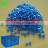 Recycled HDPE granules