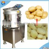 Small Industrial Automatic Pomegranate Potato Peeler Carrot Peeling Skin emoving Machine