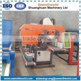 Horizontal Portable Wood Bandsaw Mini Electric Band Sawmill Wood Band Sawmill