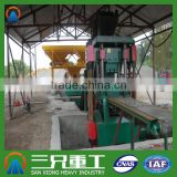 Proportioning Machine for Construction Material, batcher plant feeder for brick production
