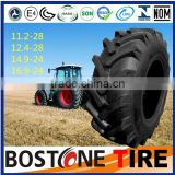 Inquiry about High quality china brand Taishan Bostone cheap agricultural 11.2 24 tractor tire