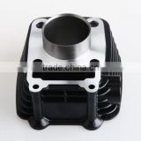 die casting black powder coated steel strong motorcycle cylinder block