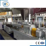 PVC Compounding Plastic Extruder Recycling Machine/Twin Screw Pelletizing Extrusion Production Line