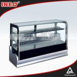 Commercial Bakery Table Top Bread Display Case/Bakery Display Cases Equipment/Bakery Stand