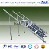 China OEM factory solar panel mounting structure aluminumsolar panel mounting aluminum rail