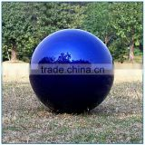 Outdoor Beautiful Large Colorful Hollow Stainless Steel Sphere