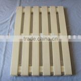 wooden sunoko/wooden mat/wooden bedroom furniture/wood mat/wooden footplate/wooden treadboard/wooden treadle/wood footplate