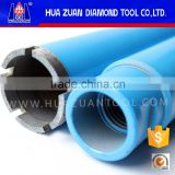 Huazuan China Manufacturer High Quality Woodworking Tools Tungsten Carbide Diamond Tip Core Drill Bits
