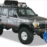 Pocket style fender flares for Jeep XJ Cherokee car wheel arch flares
