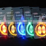 for shoe led luminescent shoelaces