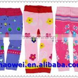 Baby cute design lovely Girl tights, colorful soft warm high quality cotton Baby Girl Pantyhose