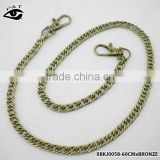 60CM Bronze Color Decorative Metal Chain for Bags shoes jewelry