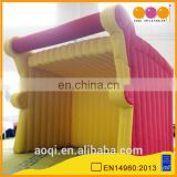 AOQI colourful large inflatable event tent for sale