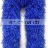 Beautiful 18 ply Ostrich Feather Boa For lady boutique feather boa manufacturer
