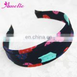 AH846 Wholesale Black Kid Hair Accessory