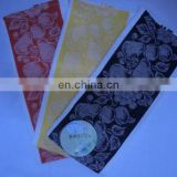 100cotton jacquard tea towel yarn dye tea towel with pattern fruits