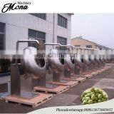 Peanut Chocolate sugar coating machine powder coating machine Snack food sugar coating machine for tablets,pills,bubble gums