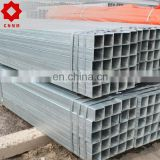 pre-galvanized rectangular tube scaffolding support gi steel pipe price of zinc ash