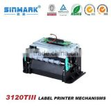 Good price label machine /manual labeling printer Mechanism