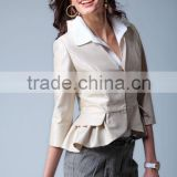 2013 ladies collar formal jackets