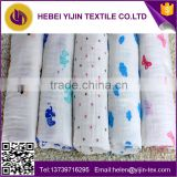 wholesale bamboo cotton muslin baby swaddle wraps blanket with super soft                                                                         Quality Choice