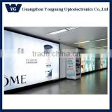 Hot-sale Display Advertising Large Backlit LED Light Box,backlit picture frame led light box