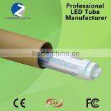 High Brightness 18w t8 led tube with CE RoHS Certificate living room light
