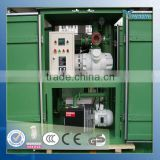 vacuum pump as pre-stage pump vacuometer air extractor,oil extractor machine mobile type (ZJ )