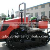 40HP farm steel CRAWLER TRACTOR,diesel engine,with ROPS,BLADE,rear suspension,agriculture machine.