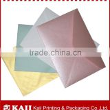 custom size and printing design a4 paper envelope, a4 paper envelope manufacturer in China