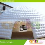 Most popular geodesic dome type inflatable circular tents for events