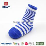 colorful cute stripe pure cotton socks for baby and children