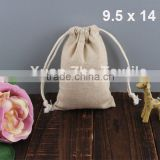 Wholesale Custom Size Drawstring Jewelry Burlap Bags