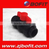 Bofit good quality cheap screw thread ball valve dn40 made in china