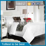 ToBest Wholesale Egyption cotton fabric jacquard bedding set / bed sheets / hotel linen                                                                         Quality Choice