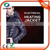 Battery Operated Smart heated Jacket For Winter