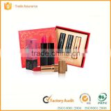 Custom cosmetic packaging paper boxes cosmetic gift set packaging boxes beauty paper box                                                                                                         Supplier's Choice