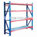 Heavy-duty Warehouse Rack with 300 to 1,000kg Loading Capacity, Available in Various Sizes
